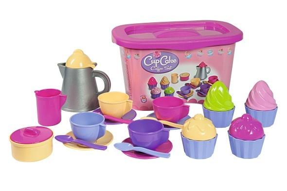 Sandspielzeug Cupcake-Set