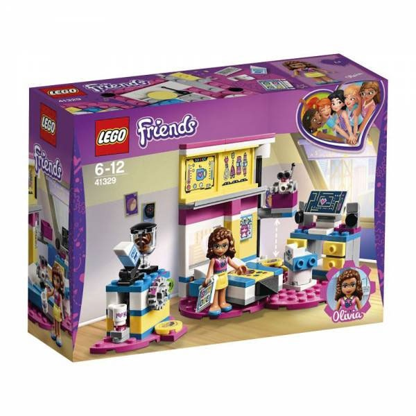 Lego Friends 41329 Olivias großes Zimmer