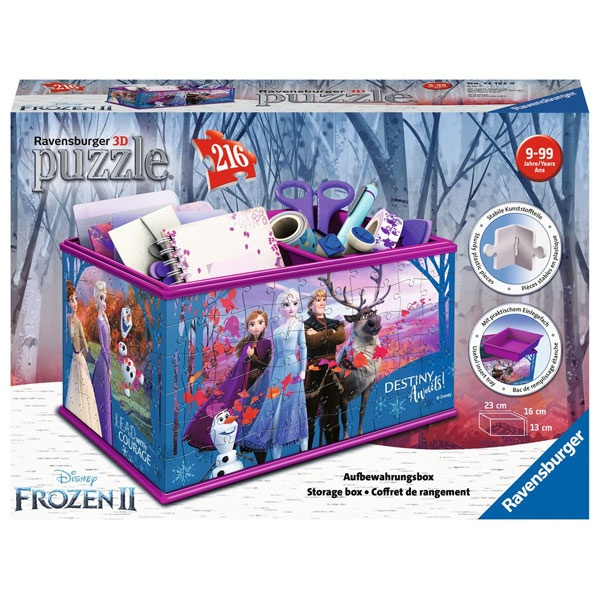 Ravensburger 3D Puzzle Frozen II Aufbewahrungsbox