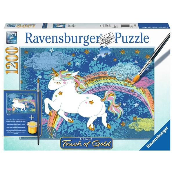 Ravensburger Puzzle Glückliches Einhorn 1200T