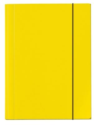 Sammelmappe A3 gelb