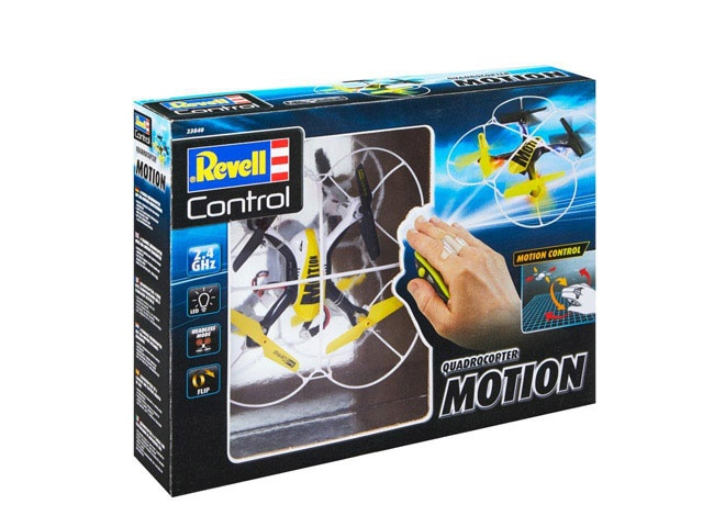 Revell RC Quadcopter MOTION 23840
