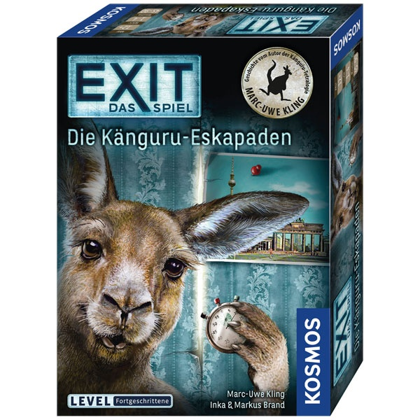 Exit - Die Kängeru-Eskapaden von Kosmos