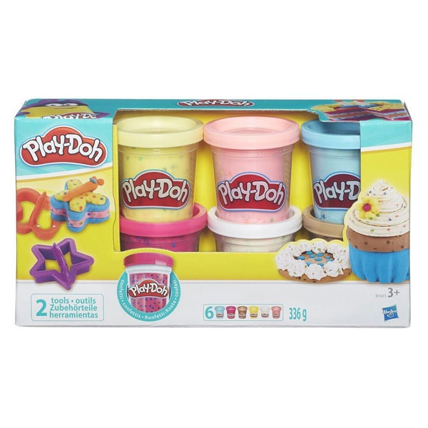Play-Doh Konfettiknete von Hasbro