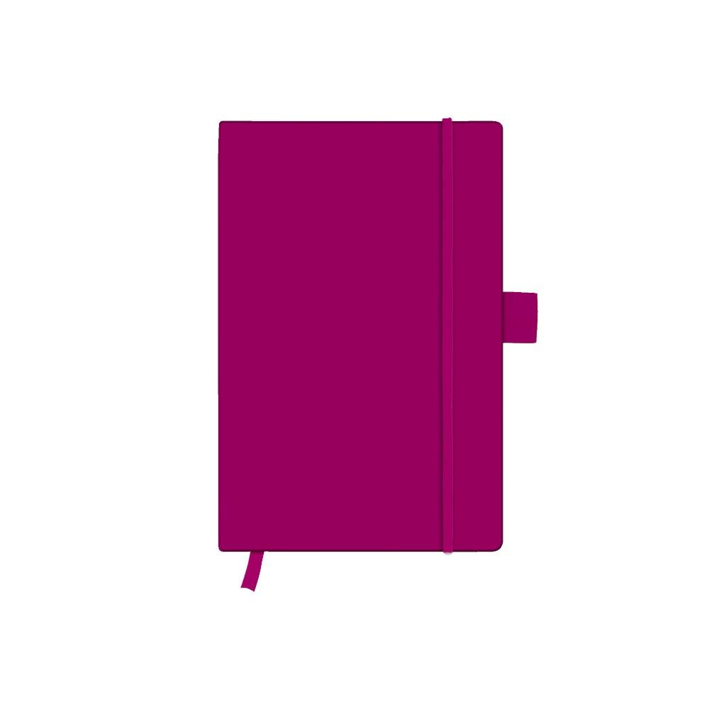 Herlitz Notizbuch A6 Classic kar berry