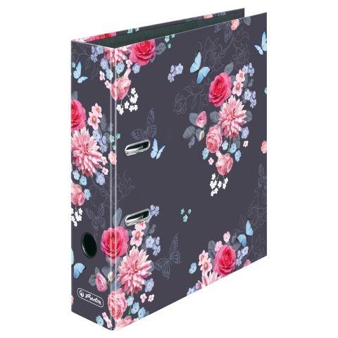 Herlitz Motivordner max.file A4 Ladylike Flowers