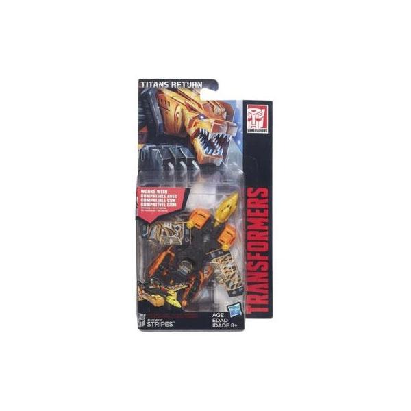 Transformers Titans Return Autobot Stripes