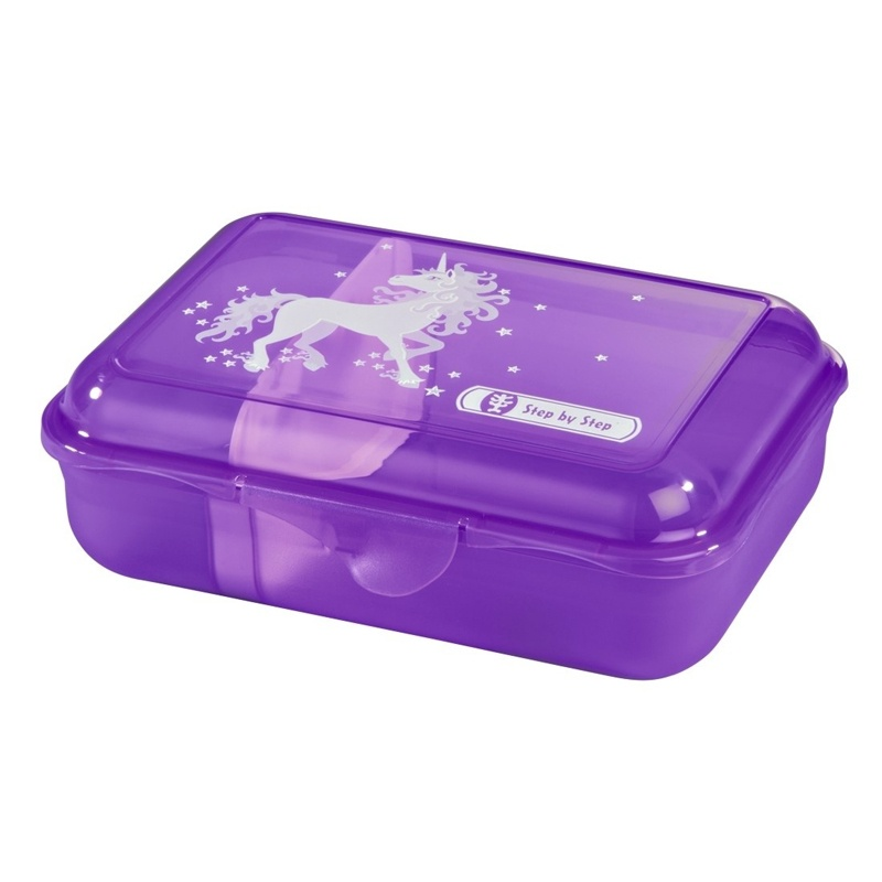 Step by Step Unicorn Lunchbox