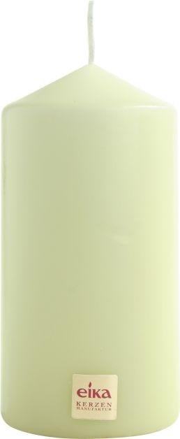 Eika Stumpenkerze elfenbein 130 x 70 mm