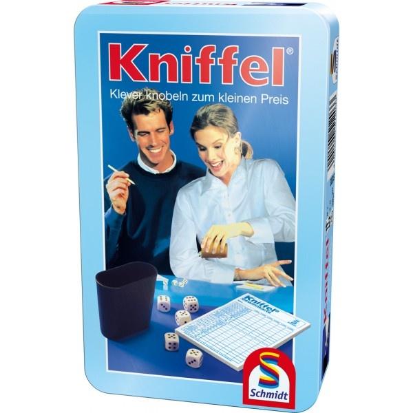 Mitbringspiel Kniffel von Schmidt Spiele