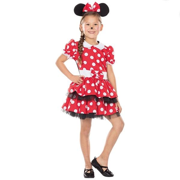 Kostüm Maus Mädchen 104
