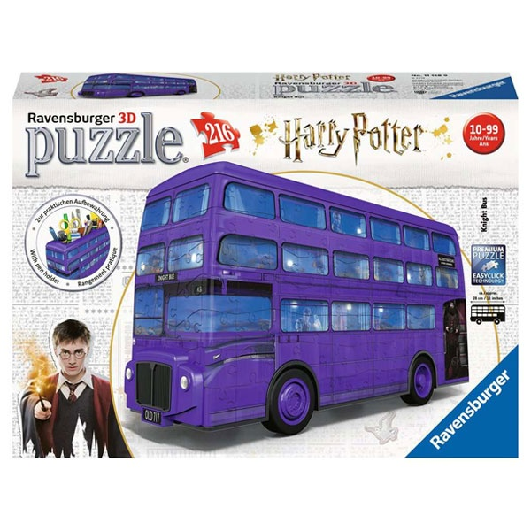 Ravensburger 3D-Puzzle Knight Bus Harry Potter