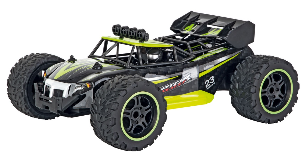 Carrera RC Buggy Green 2,4 GHz 370160014