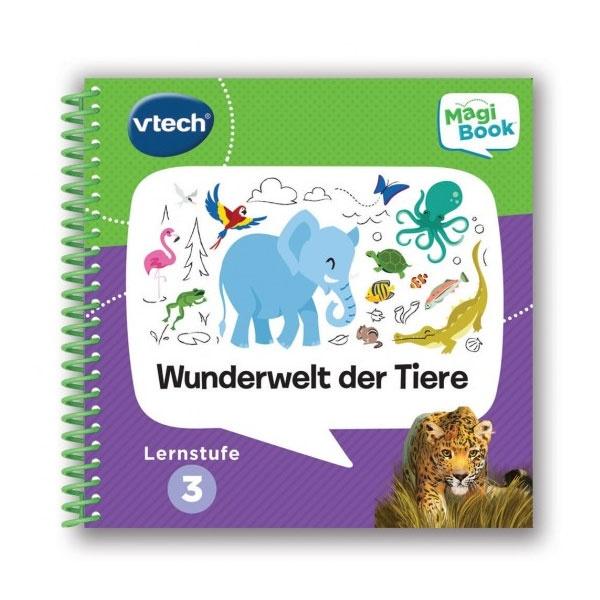 vtech MagiBook Wunderwelt der Tiere
