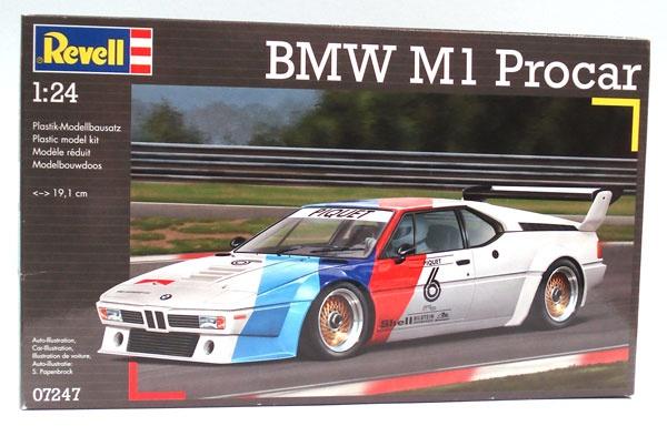 Revell BMW M1 Procar 1:24