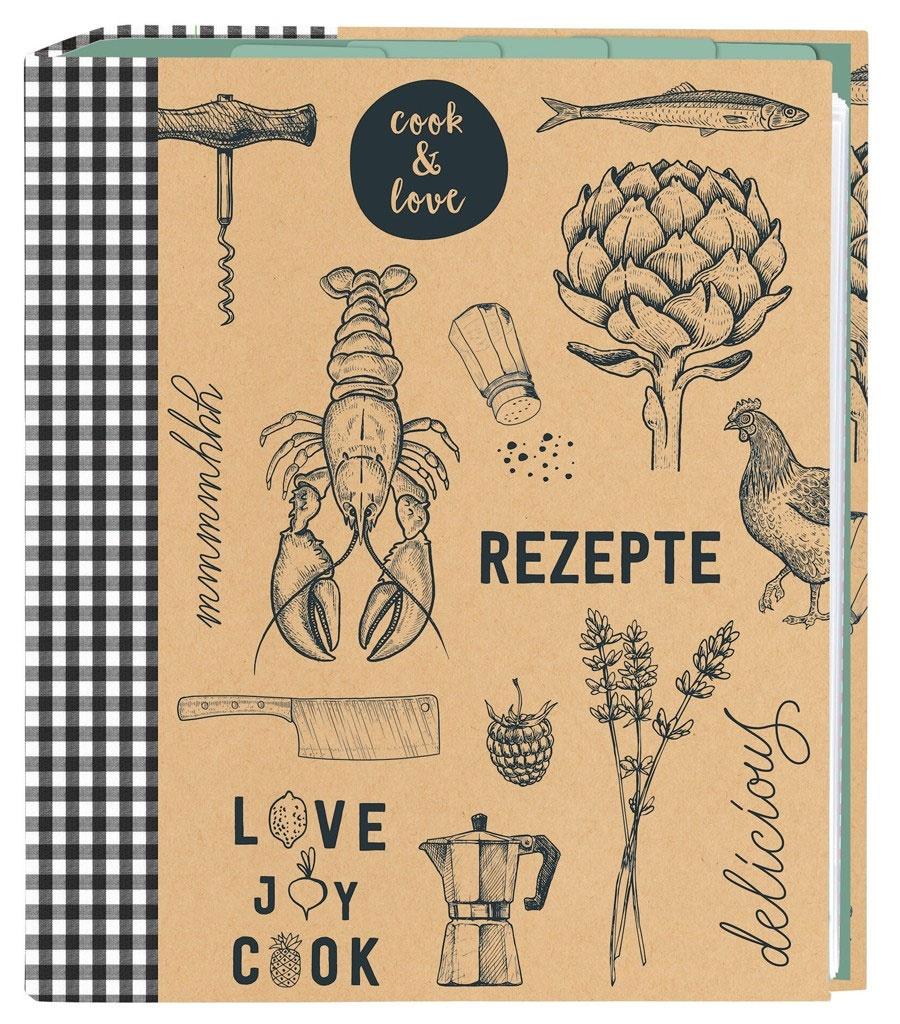 Rezeptordner cook & love