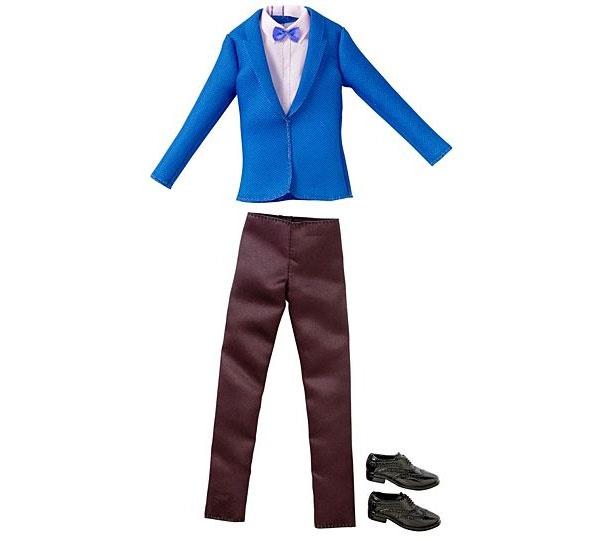 Barbie Ken Mode - Anzug