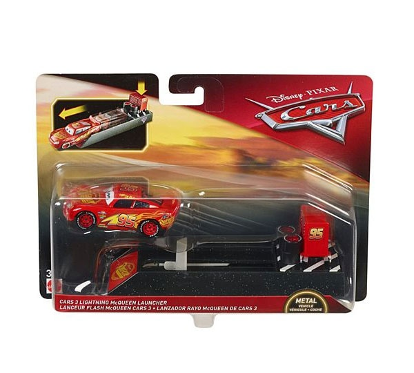 Cars 3 Launcher Lightning McQueen