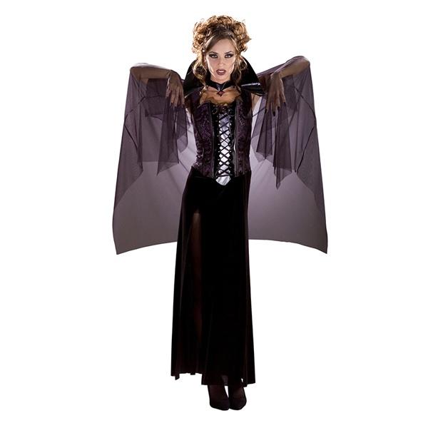 Kostüm Midnight Vampira