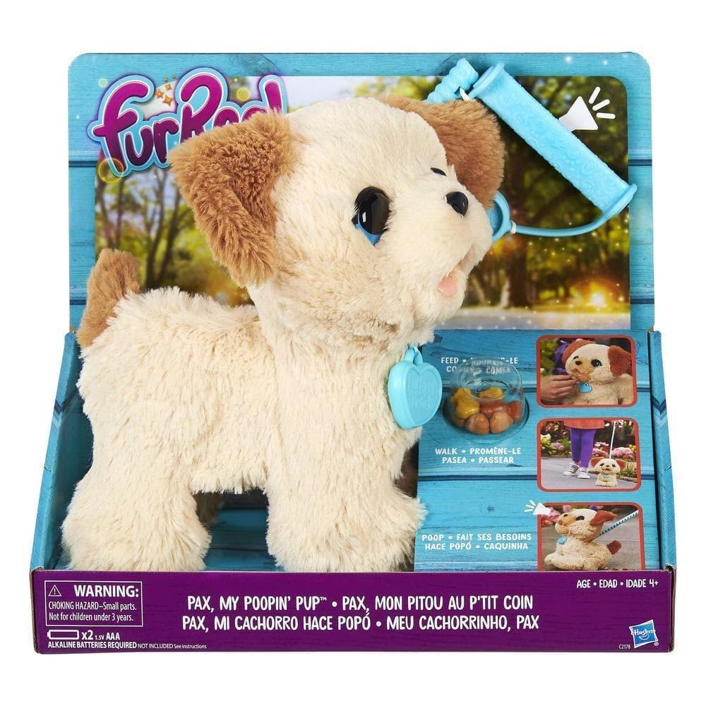 FurReal Friends Pax, mein ich-muss-mal-Hündchen