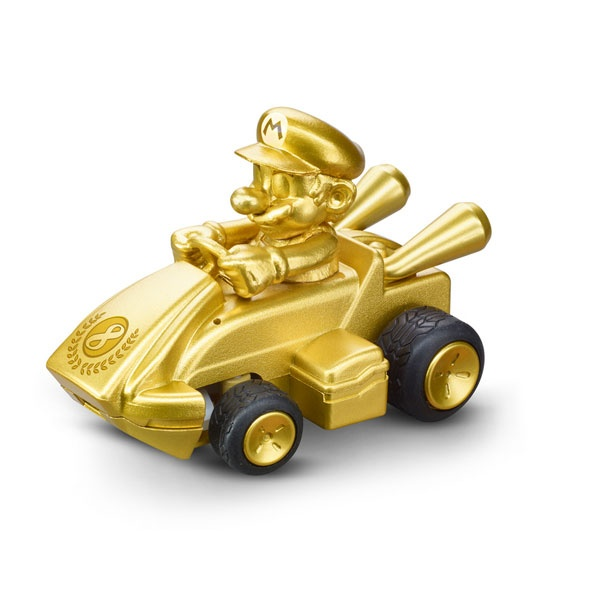 Carrera RC Mario Kart Mini RC Mario - Gold 2,4GHz