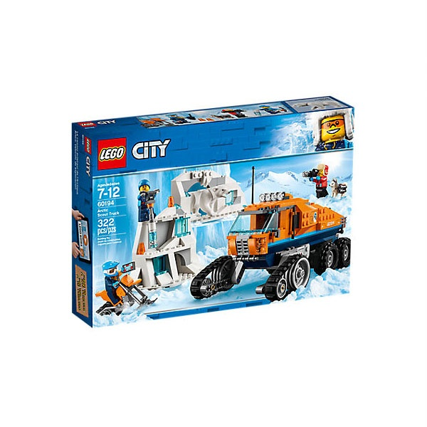 Lego City 60194 Arktis-Erkundungstruck