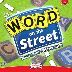 Word on the Street Spiel von Amigo