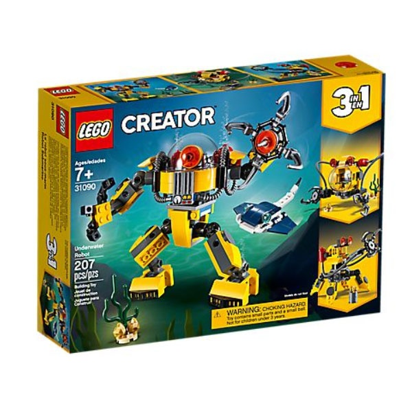 Lego Creator 31090 Unterwasser-Roboter