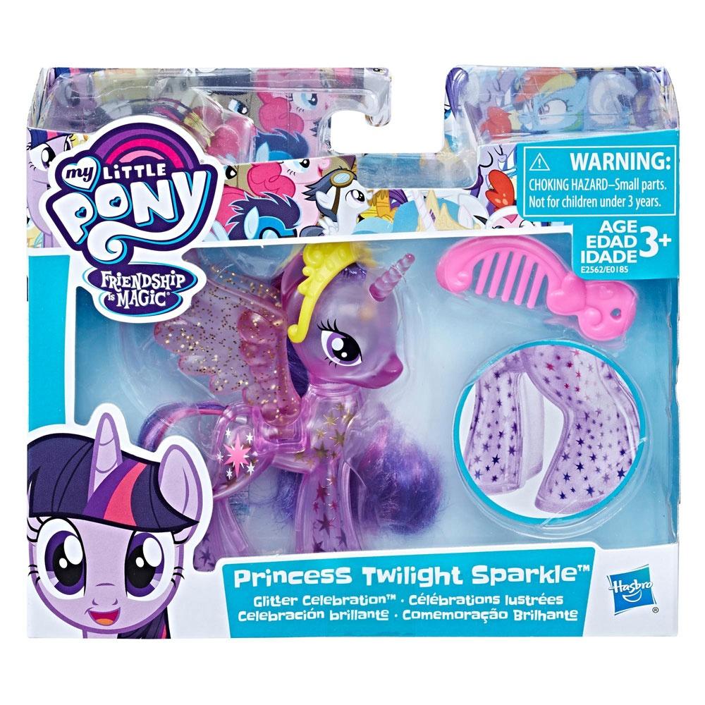 My Little Pony Movie Princess Twilight Sparkle Glitter