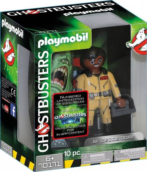 Playmobil 70171 Ghostbusters Sammelfigur