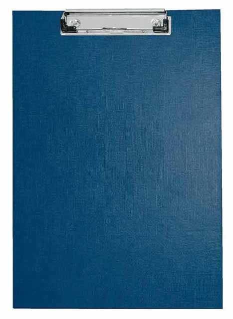 Veloflex Schreibplatte blau