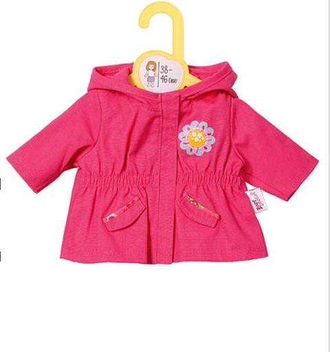 Dolly Moda Jacke pink