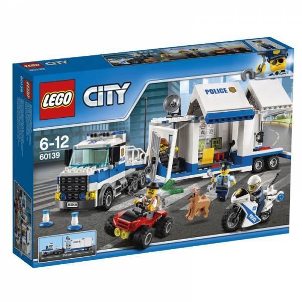 Lego City Polizei 60139 Mobile Einsatzzentrale