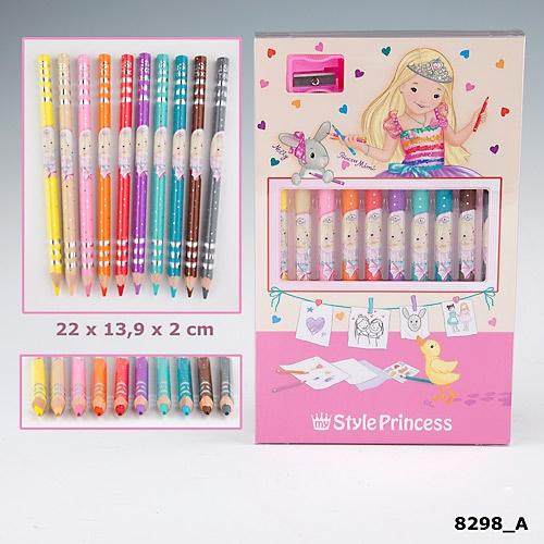 My Style Princess Buntstifte Set 10 Farben