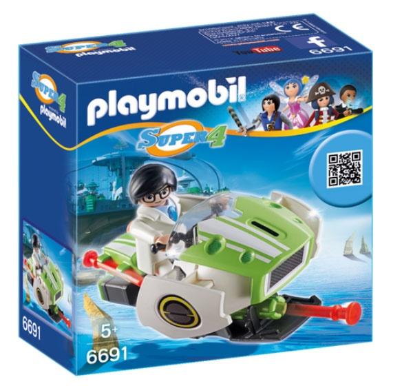 Playmobil 6691 Super4 Skyjet