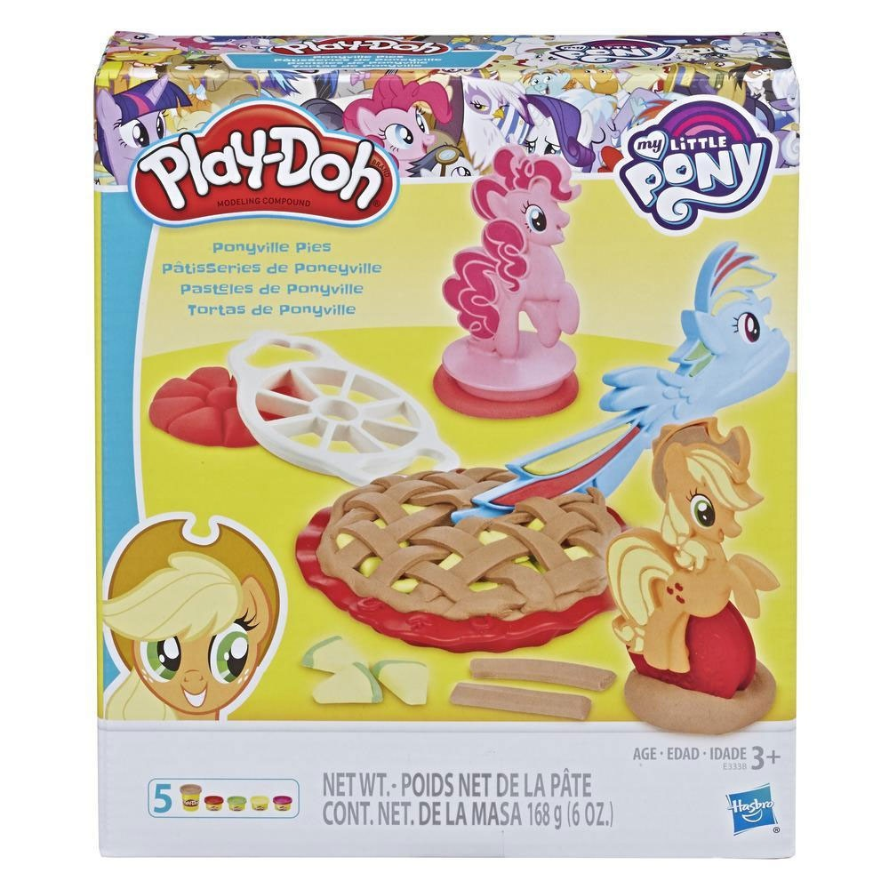 Play Doh My Little Pony Ponyville Pies