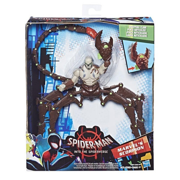 Spiderman Spider Man Movie Action-Figur Marvels Scorpion