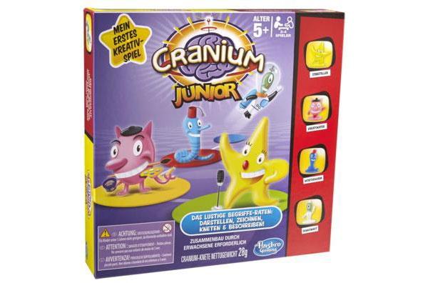Cranium Junior Spiel von Hasbro