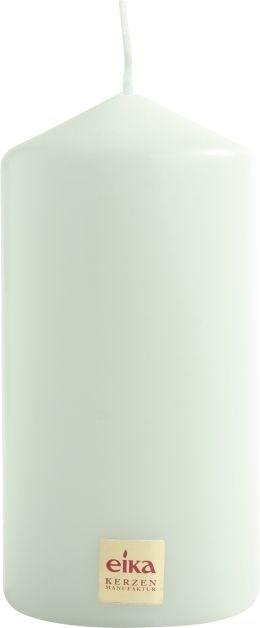 Eika Stumpenkerze 130x70 mm weiß