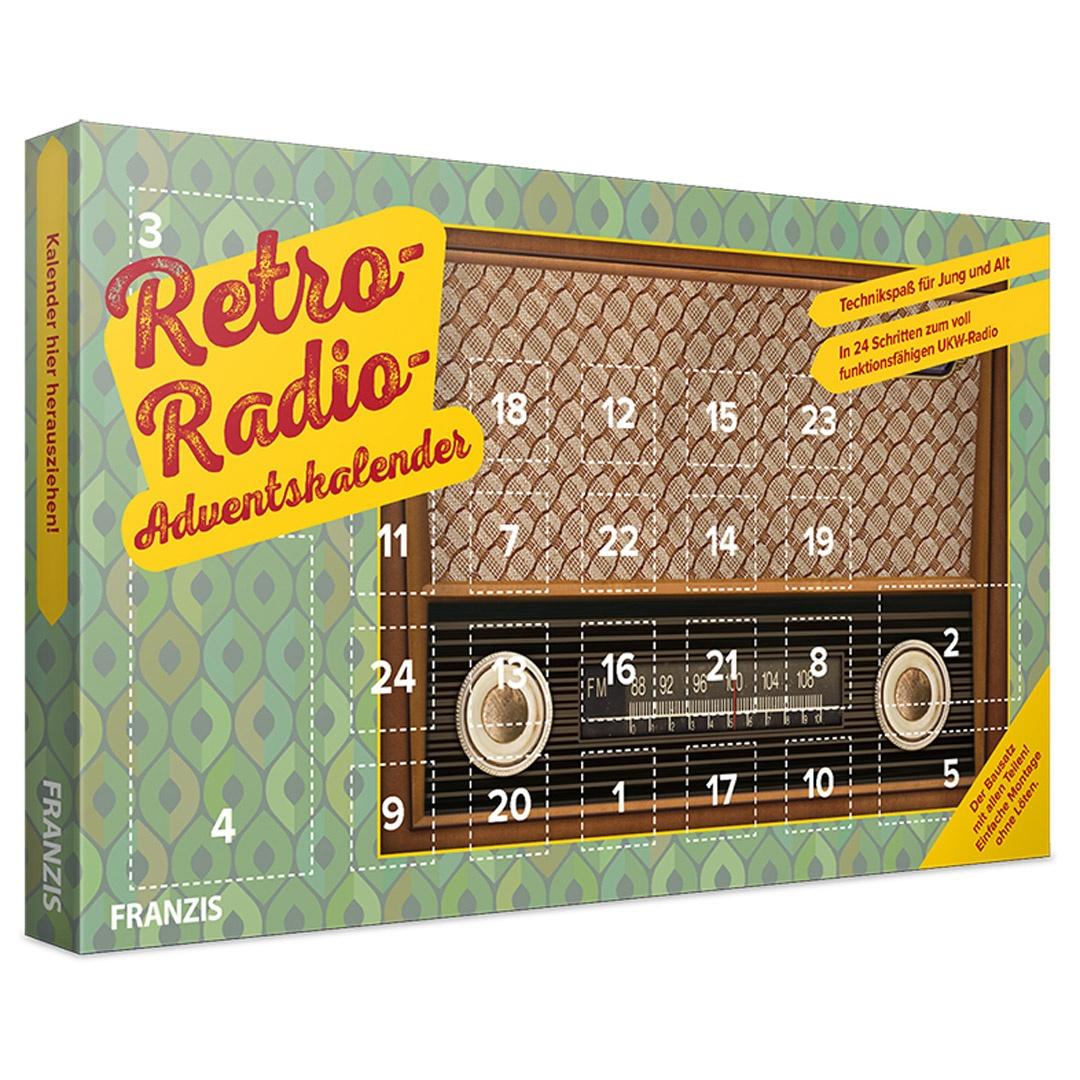 Franzis Adventskalender Retro Radio