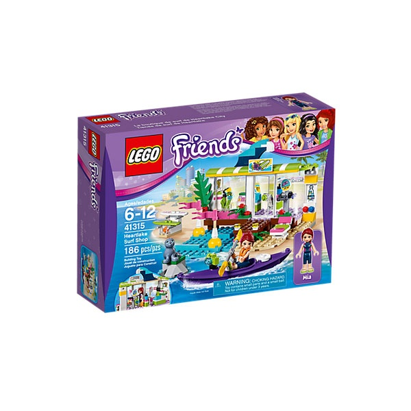 Lego Friends 41315 Heartlake Surfladen