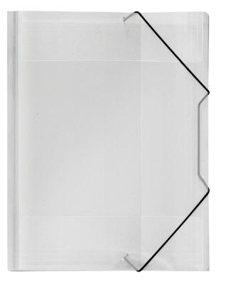 Veloflex Sammelmappe A4 farblos transparent