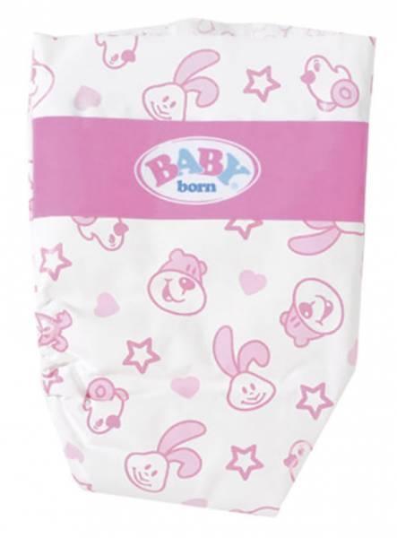 Zapf Creation Baby Born Puppen Windeln 5 Stück