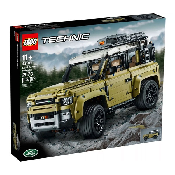 Lego Technic 42110 Land Rover Defender Technic