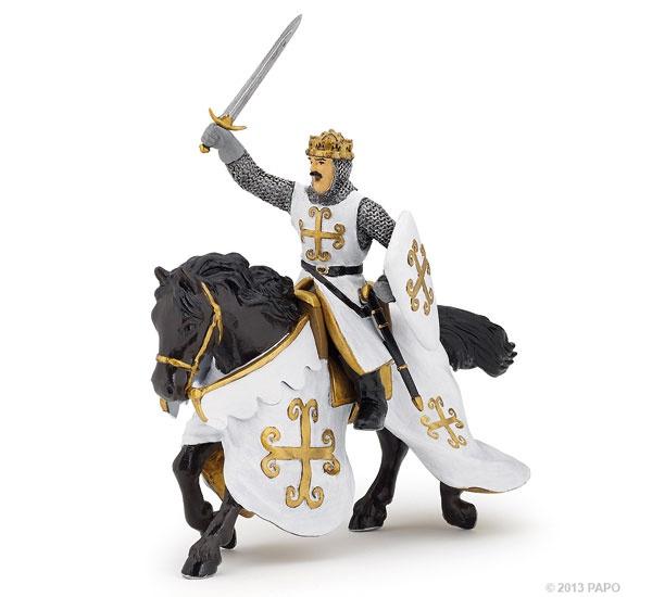 Papo 39769 Ritter mit Kettenrüstung