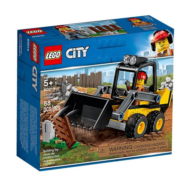 Lego City 60219 Frontlader