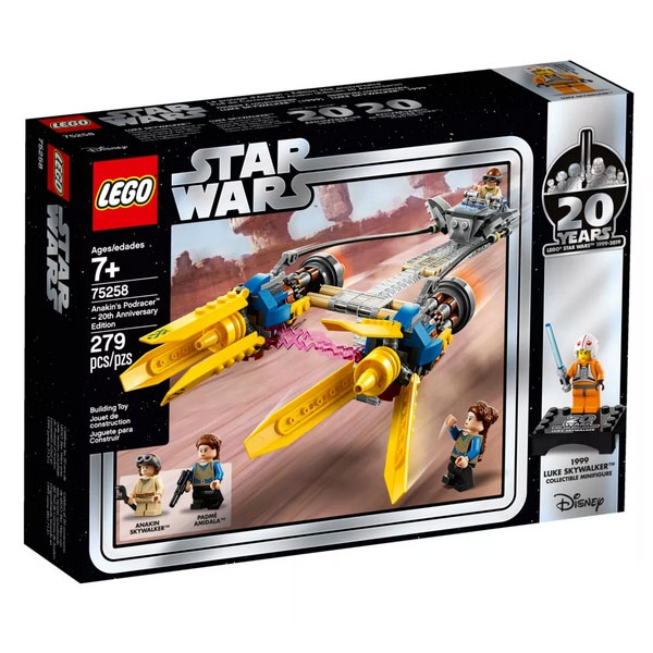 Lego Star Wars 75258 Anakins Podracer