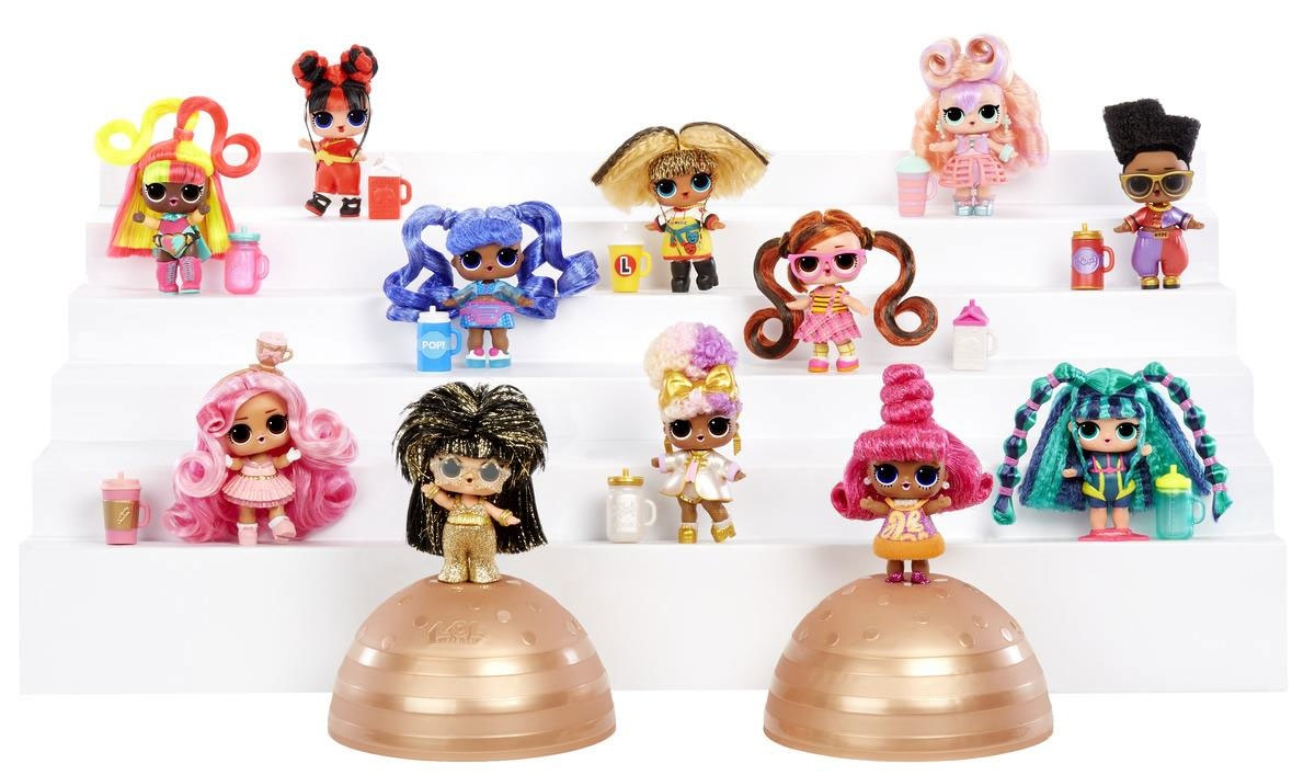 L.O.L. Surprise Hairvibes Dolls LOL Puppe