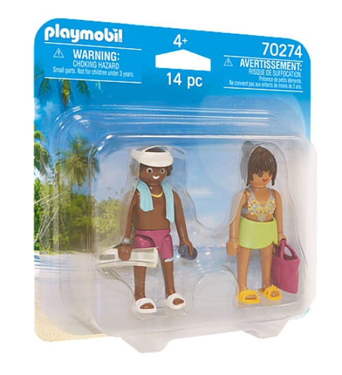 Playmobil 70274 Duo Pack Urlauber
