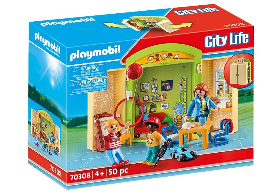 Playmobil 70308 Spielbox Im Kindergarten